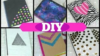 getlinkyoutube.com-6 IDEAS PARA DECORAR TUS CUADERNOS♥ FACIL