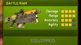 getlinkyoutube.com-Battle Ram Review!!! - Respawnables Battle Hulk