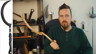getlinkyoutube.com-Are the swords in Game of Thrones practical designs?