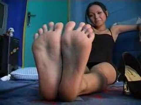 sweatydirty soles