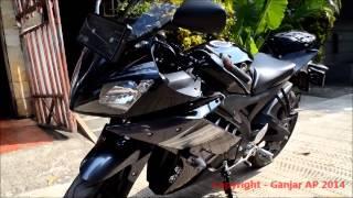 getlinkyoutube.com-Yamaha YZF-R15, Hitam dan Besar