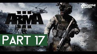"getlinkyoutube.com-Arma 3 Campaign Gameplay Walkthrough Part 17 ""New Dawn Resurgent West"" [1080p 60FPS]"