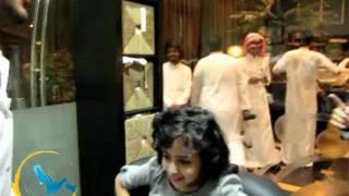 getlinkyoutube.com-وعد في غرفة المكياج - ربوة الرياض 2011 - حصري - Gulf Echo Band