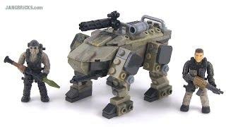 getlinkyoutube.com-Mega Bloks Call of Duty CLAW Assault 06855 review!
