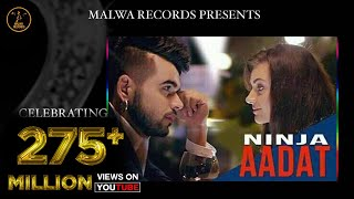 getlinkyoutube.com-Aadat Punjabi Song By Ninja | Latest Punjabi Song 2015 | Malwa Records