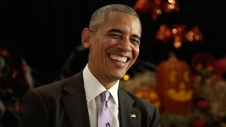 Samantha Bee Interviews President Barack Obama