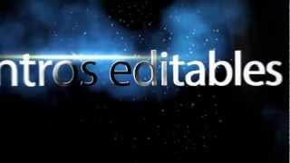 getlinkyoutube.com-Intro Dark night - Plantilla Editable After Effects (HD)