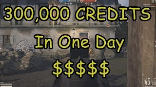 Credit Grinding Highlights (Old Game Version) - Heroes and Generals