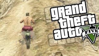 getlinkyoutube.com-GTA 5 | Mount Chilliad Race