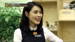 getlinkyoutube.com-AOA's Choa Meet Kahi