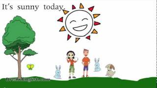 How is The Weather Song and Cartoon for Kids, DreamEnglish