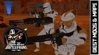 getlinkyoutube.com-Star Wars Battlefront II (PC) HD: Best Mods & Maps: Ryloth: Nabat | Clone Wars
