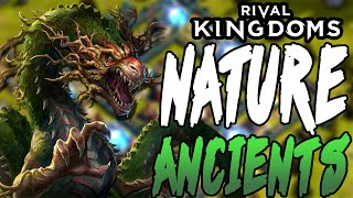 getlinkyoutube.com-★ Rival Kingdoms: ALL Nature Ancients (Except Amani)