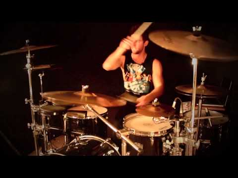 Travis Barker - Let's Go | Drum Cover // Adam Buchanan