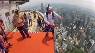 Base Jump Kuala Lumpur