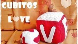 getlinkyoutube.com-♥Cubitos Love ♥Regalito para San Valentin ♥♥♥