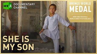 getlinkyoutube.com-She is My Son: Afghanistan's Bacha Posh, When Girls Become Boys
