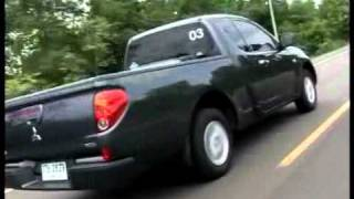 getlinkyoutube.com-BKK Auto Jam   Mitsubishi Triton CNG