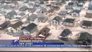 getlinkyoutube.com-Seaside Heights, N.J., devastated by Sandy