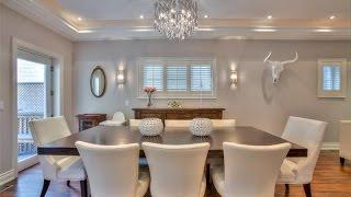getlinkyoutube.com-Elegantly Renovated Family Home in Toronto, Canada
