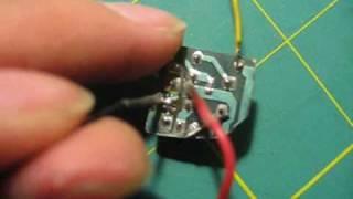 getlinkyoutube.com-How to make a Mini Transformer Circuit (500+ Volts/ mini taser)