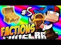 Minecraft FACTIONS #5 MYTHIC LOOTCRATE?! - Treasure Wars S1 w Vikkstar