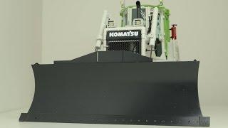 getlinkyoutube.com-HOW YOU BUILD AN 1/14th SCALE RC BULLDOZER - KIT PART 5