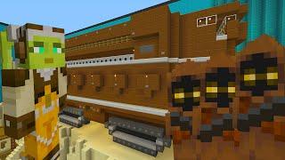 getlinkyoutube.com-Minecraft Xbox - Survival Madness Adventures - Star Wars The Jawa [404]