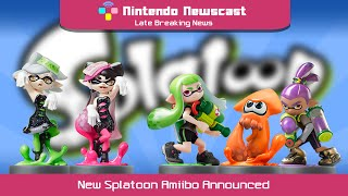 New Splatoon amiibo Coming in July | The Nintendo Newscast Minisode
