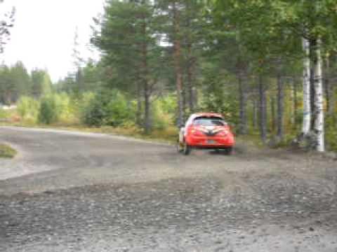 Kajaani Rallisprint 2011, 2 Max Karhapää OUA Ford KA 1.3