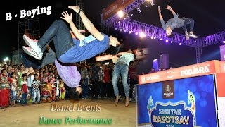 getlinkyoutube.com-Daniel Events B Boying 2016 Dance Performance @ Sahiyar Club 2016 day 06