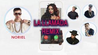 Noriel - La Llamada Remix [Ft. Brytiago, Almighty, Bryant Myers, Darkiel]  Audio Cover
