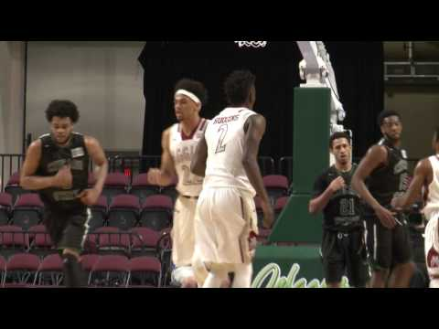2017 WAC Quarterfinal highlights NM State vs. Chicago State