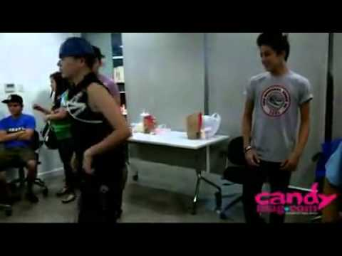 Candy Fair 2011: Daniel Padilla and Diego Loyzaga