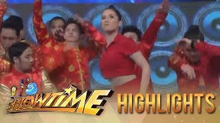 It's Showtime: Maja's second version of
