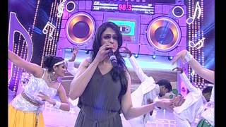 getlinkyoutube.com-Mirchi music awards South - Suchitra & Naresh Iyerq