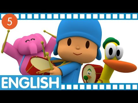 Pocoyo in English 27/04/12