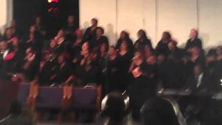 getlinkyoutube.com-The Greater Refuge Temple: Cathedral Choir Reunion 2013 Medley Excerpt