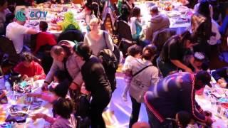 10月31日法拉盛Town Hall文艺中心举行年度《万圣节嘉年华》
