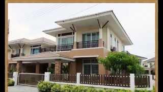 getlinkyoutube.com-บ้านเดี่ยว 2 ชั้น สวยมาก www.homelandchonburi.com