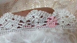 getlinkyoutube.com-تعلمي زواقة الضرس بالكروشي ساهلة ورائعة | مع ام سعد عبد الله | Crochet | Randa