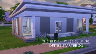 getlinkyoutube.com-The Sims 4 - House Building - Opites Starter SQ