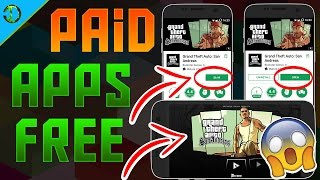 How To Download PAID APPS GAMES For FREE On ANDROID  [NO ROOT]  2017 !