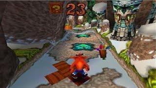 getlinkyoutube.com-Crash Bandicoot 2 BETA version - Massive differences video!