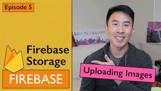 getlinkyoutube.com-Swift: Firebase 3 - How to Upload Images to Firebase Storage (Ep 5)
