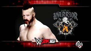 getlinkyoutube.com-WWE 2K16 Raw The Lụcha Dragons Vs. Luke Harper & Erick Rowan Gameplay