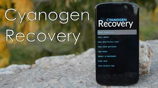 getlinkyoutube.com-Cyanogen Recovery // Nuevo Recovery de Cyanogen