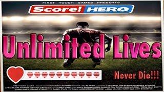 getlinkyoutube.com-UNLIMITED LIVES HACK | Score Hero (No Jailbreak)