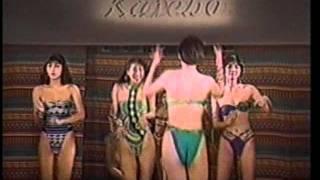 getlinkyoutube.com-'89 カネボウ&三愛水着ショー