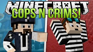 getlinkyoutube.com-DEFUSE THE BOMB | Minecraft: Cops N Crims Minigame!